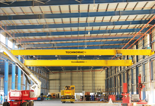 Technomac Crane Services LLC | Dubai | United Arab Emirates